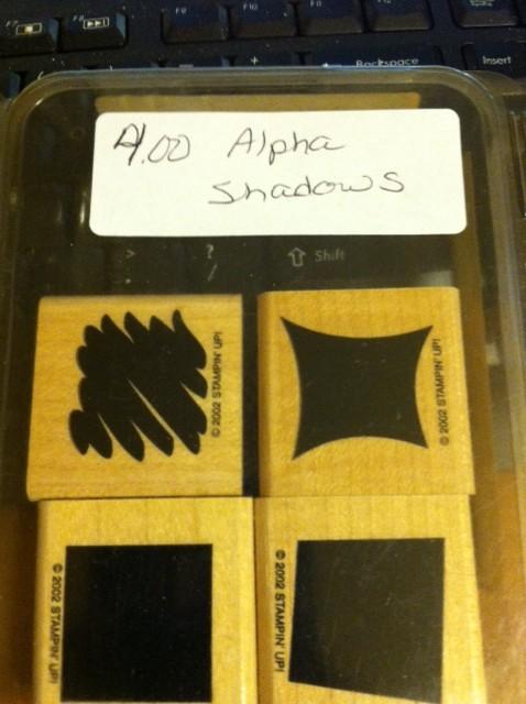 Alpha Shadows